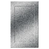 Blocco per grafici del metallo Fotografie Stock