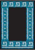 Blocco per grafici del mosaico (ritratto) Fotografia Stock Libera da Diritti
