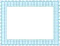 Blocco per grafici del percalle Fotografia Stock