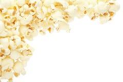 Blocco per grafici del popcorn Fotografia Stock Libera da Diritti