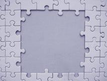 Blocco per grafici del puzzle Fotografia Stock