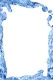 Blocco per grafici dell'acqua Immagine Stock