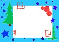 Blocco per grafici dell'nuovo anno Immagine Stock