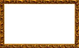 Blocco per grafici dell'oro Fotografia Stock Libera da Diritti