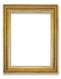 Blocco per grafici dell'oro Fotografie Stock