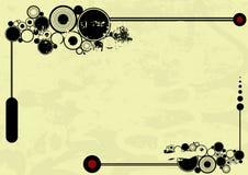 Blocco per grafici della foto di Grunge illustrazione vettoriale