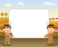 Blocco per grafici della foto di ringraziamento [2] Immagine Stock