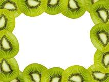 Blocco per grafici della frutta di Kiwi immagini stock libere da diritti
