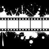 Blocco per grafici della priorità bassa di Filmstrip Immagini Stock Libere da Diritti