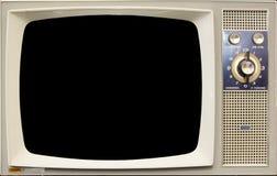 Blocco per grafici della TV immagini stock