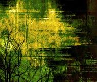 Blocco per grafici dettagliato del grunge Fotografia Stock