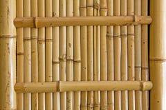 Blocco per grafici di bambù Immagine Stock Libera da Diritti