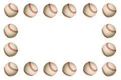 Blocco per grafici di baseball Fotografia Stock