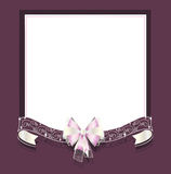 Blocco per grafici di cerimonia nuziale Royalty Illustrazione gratis