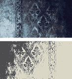 Blocco per grafici di Grunge Fotografie Stock