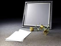 Blocco per grafici di immagine Immagini Stock