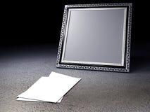 Blocco per grafici di immagine Immagine Stock
