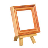 Blocco per grafici di legno Fotografia Stock Libera da Diritti