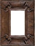 Blocco per grafici di legno Immagini Stock