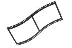 Blocco per grafici di pellicola immagine stock libera da diritti