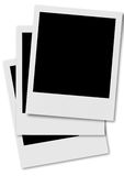 Blocco per grafici di pellicola del Polaroid #2 illustrazione di stock