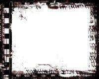 Blocco per grafici di pellicola di Grunge Immagine Stock