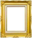 Blocco per grafici dorato di immagine della foto di stile antico Fotografia Stock Libera da Diritti