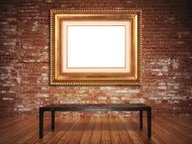 Blocco per grafici elegante con un fondo rustico Fotografia Stock Libera da Diritti