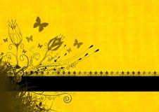 Struttura floreale Fotografia Stock