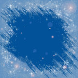 Blocco per grafici gelido illustrazione vettoriale