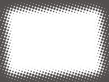 Blocco per grafici grigio astratto Fotografia Stock