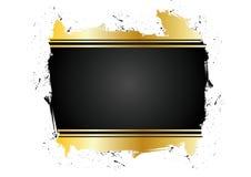 Blocco per grafici Grungy Fotografia Stock