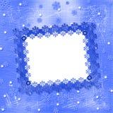 Blocco per grafici intagliato per la foto illustrazione vettoriale