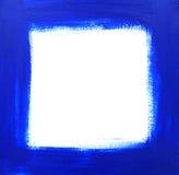 Blocco per grafici olio-verniciato blu royalty illustrazione gratis