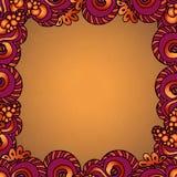 Blocco per grafici ornamentale decorativo Fotografie Stock