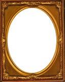 Blocco per grafici ovale illustrazione di stock