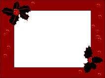 Blocco per grafici rosso Fotografie Stock Libere da Diritti