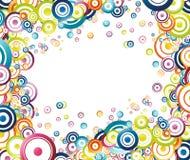Blocco per grafici variopinto del Rainbow Fotografia Stock Libera da Diritti