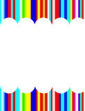 Blocco per grafici verticale per la foto Fotografia Stock