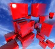 block arkivfoton