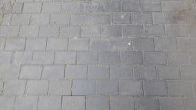 Block, Asphalt, Themen, Desktop, Quadrat, Abend, Beschaffenheiten, Zusammenfassung, Baut., Foto, Ziegelsteinweg Lizenzfreies Stockbild