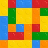 Block auf weißem Hintergrund Stockfotos