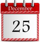 Block calendar Royalty Free Stock Photography