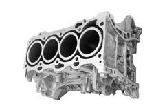 Block car engine cylinder Royalty Free Stock Photos