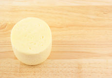 Block of cheese Stock Images