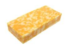 Block Colby Jack des Käses Lizenzfreies Stockfoto