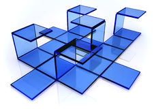 Block Concept Stock Photography