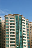 Block of condominium Stock Photo