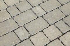 Block, der Beschaffenheit pflastert Stockbild