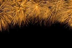 Block der bunten Feuerwerke Lizenzfreie Stockbilder